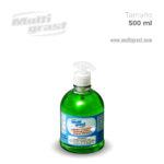 Jabón Líquido Para Manos Dispensador 500 cc