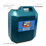 Limpiador para piso laminado garrafa 5 galones