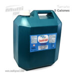 Desinfectante Amonio Cuaternario 5ta. Generación Garrafa 5 Galones