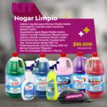 Kit Hogar Limpio