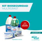 Kit Bioseguridad Multigrats